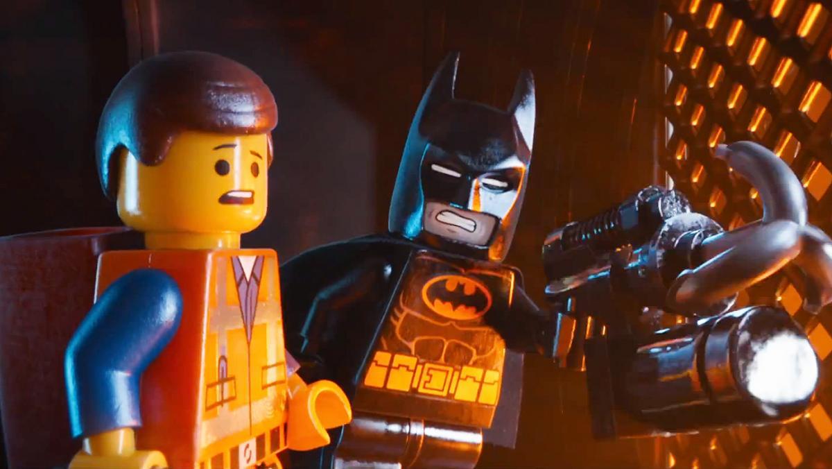 Lego elokuva
