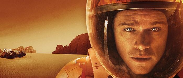 Yksin Marsissa