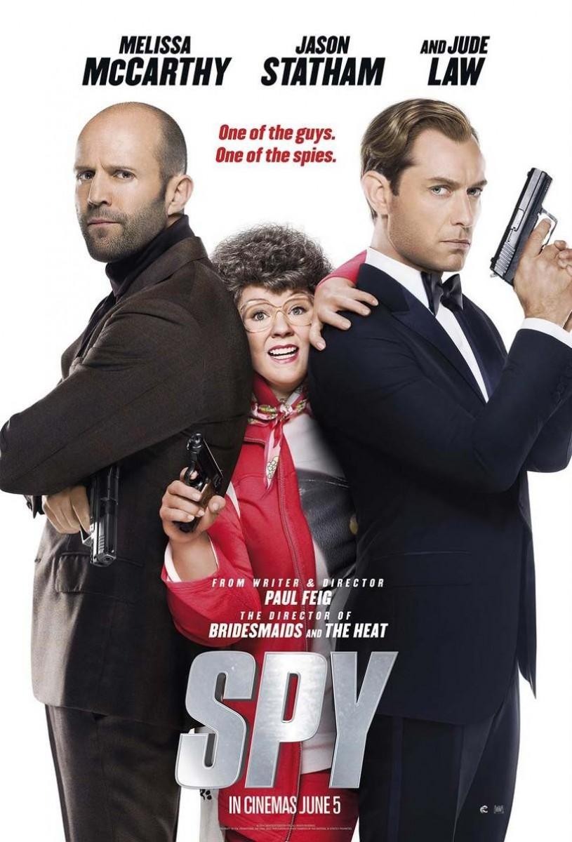 Spy - Vakoojan asussa