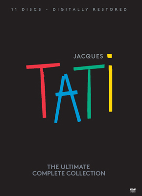 Jacques Tati: The Ultimate Complete Collection
