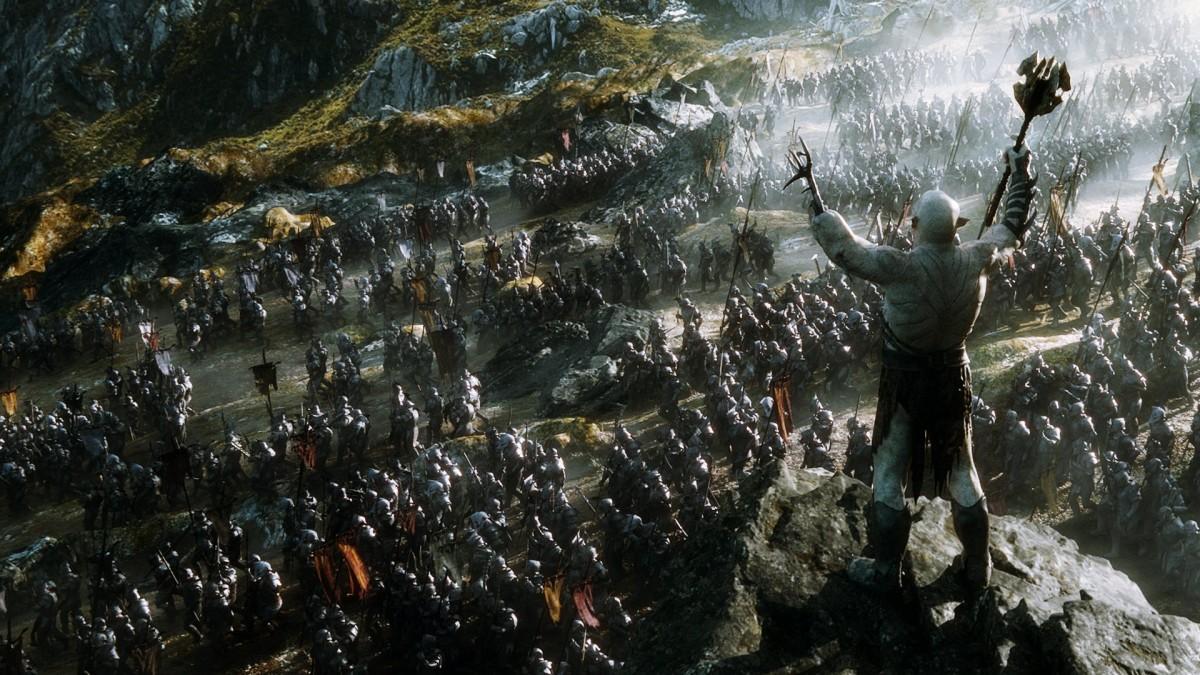 Hobitti: Viiden armeijan taistelu