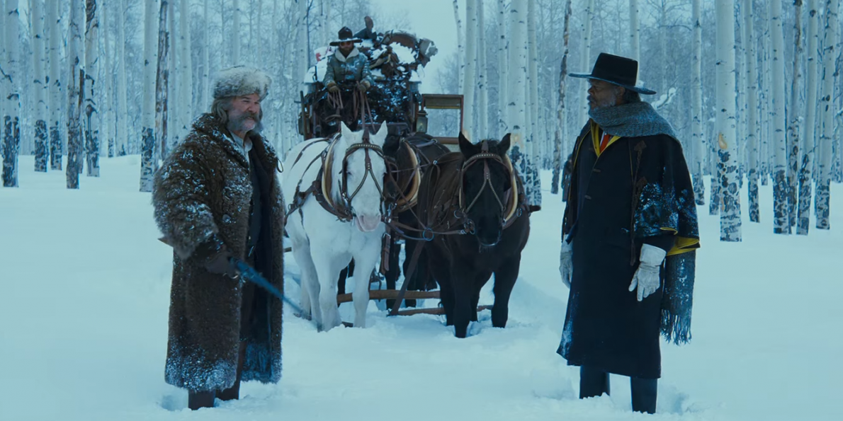 The Hateful Eight Arvostelu