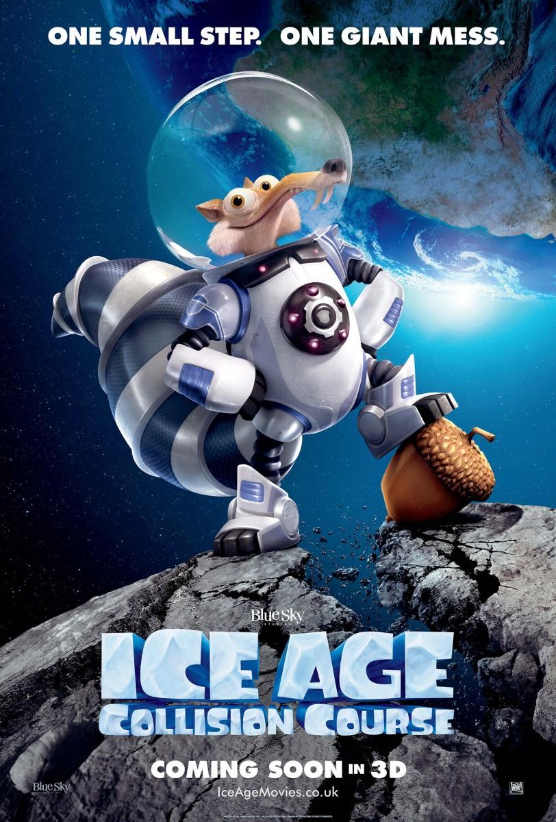 Ice Age: Törmäyskurssilla